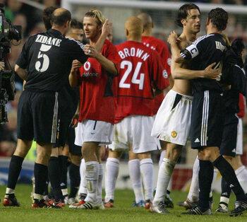 Les matches de légende : duel à sept buts entre Manchester United et le Real Madrid en Ligue des champions