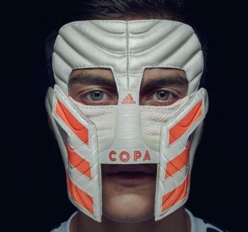 Un vrai masque