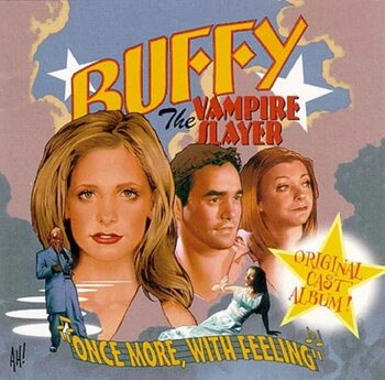 Buffy the Vampire Slayer - S06E07: Once More, With Feeling