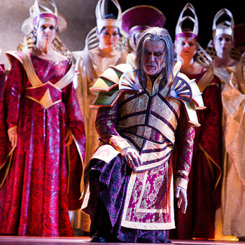 Macbeth - Opera Royal de Wallonie-Liege