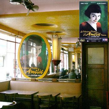 Café Les Deux Moulins in Parijs