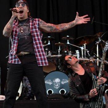 Avenged Sevenfold, geen Christian rock, maar Bijbelse metal