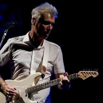 David Byrne : Son talent ne se limite pas à être le chanteur des Talking Heads