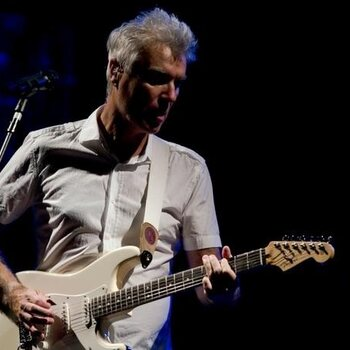 David Byrne: veel meer dan de frontman van Talking Heads