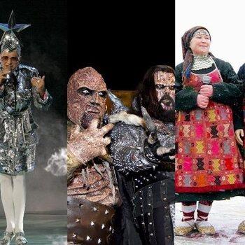 De meest ongewone kandidaten van het Eurovisiesongfestival