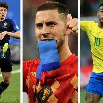 Buts de classe mondiale, simulations et refus de monter au jeu: les faits saillants de la Coupe du Monde