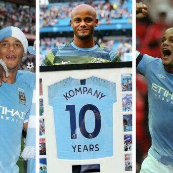 Vince « The Prince » : dix ans de règne à Manchester City