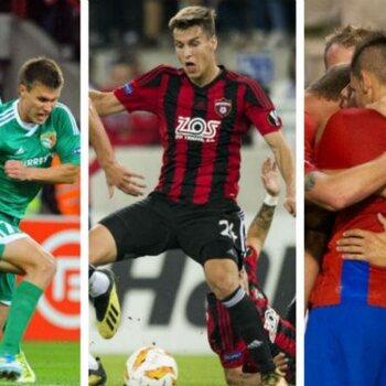 Deze voetbaldwergen mogen proeven van het Europese toneel