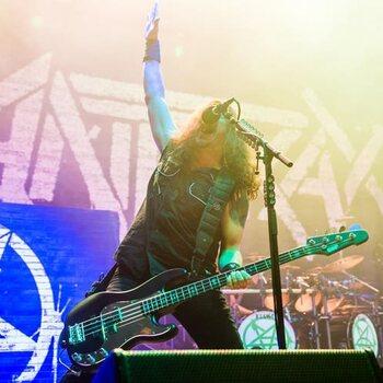 Anthrax : actif depuis 1981