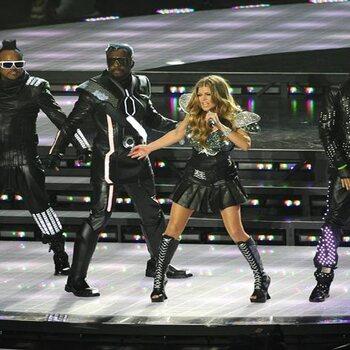 The Black Eyed Peas: pour danser tout au long de la nuit !