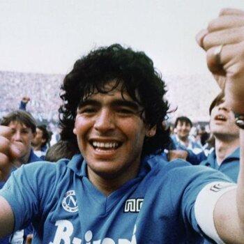 Diego Maradona: God in Napels, rebel daarbuiten