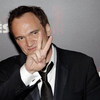 Quentin Tarantino in tien songs