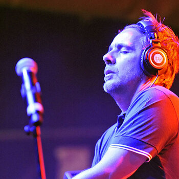 laurent garnier techno crispy bacon proximus music dour festival concert live pickx