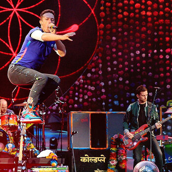 coldplay nouvel album documentaire tournee vod stingray proximus