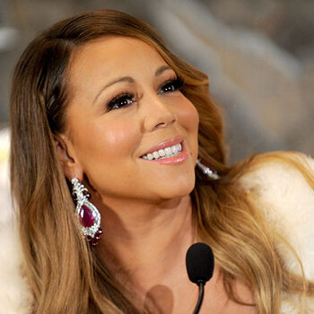 Mariah carey forest national chrismas nouvel album scandale sexe