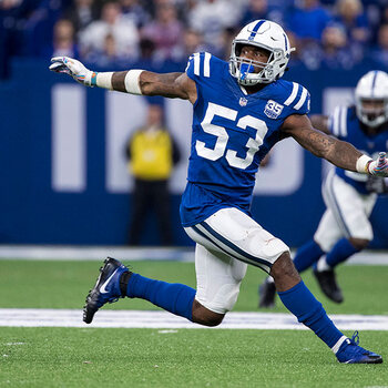 Darius Leonard - Indianapolis Colts