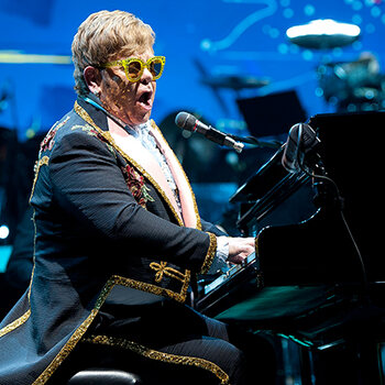 Elton John afscheidstournee