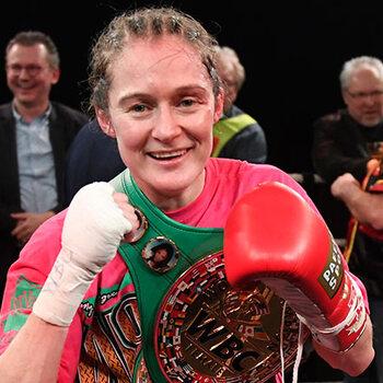 Delfine Persoon wereldkampioen