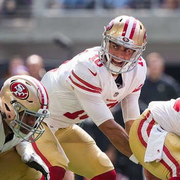 Jimmy Garoppolo - San Francisco 49ers