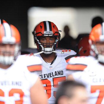 Myles Garrett - Cleveland Browns