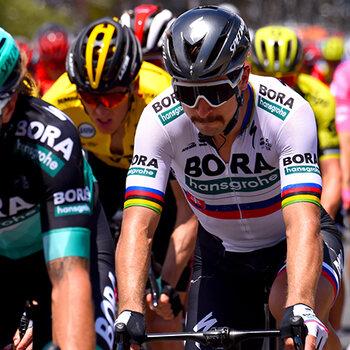 Sagan peloton wielervoorjaar