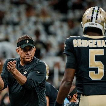 Teddy Bridgewater - New Orleans Saints tops en flops week 3
