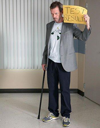 Hugh Laurie : Docteur House