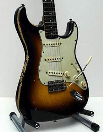 1968 Stratocaster (Jimi Hendrix)