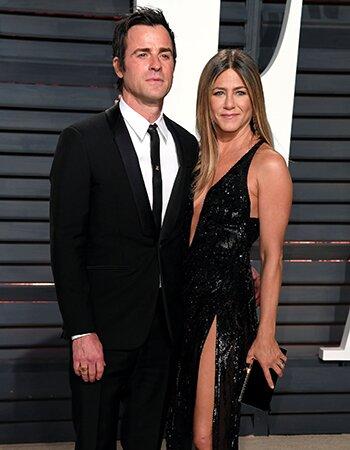 Jennifer Aniston en Justin Theroux