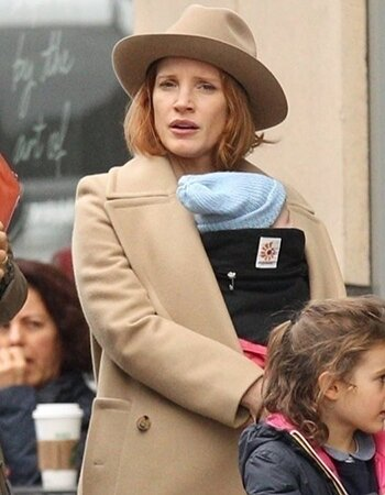 Jessica Chastain en Giulietta