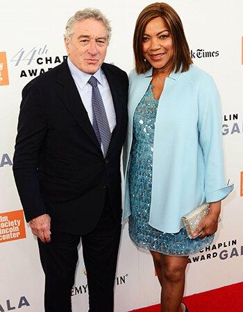 Robert De Niro en Grace Hightower