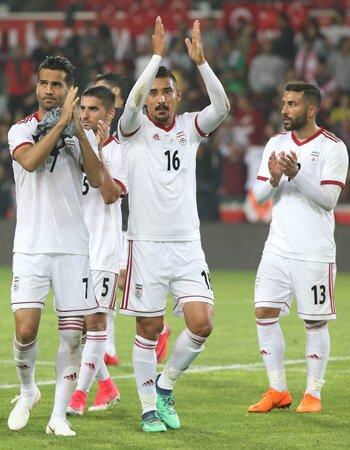 De sterren van de selectie: Reza Ghoochannejhad in de etalage