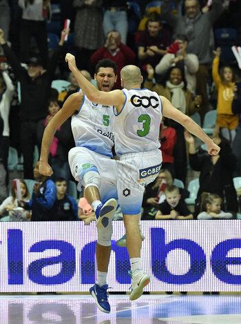 De ploeg van het weekend in de EuroMillions Basketball League
