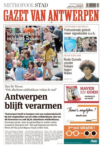 Krantenkoppen Van 11062015 Update Van 1604