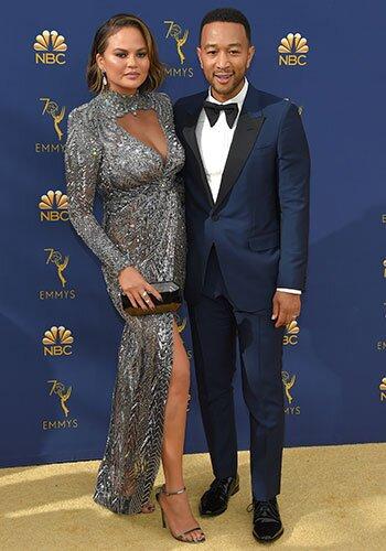 John Legend en Chrissy Teigen