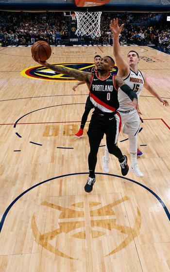 Denver Nuggets (3e) – Portland Trail Blazers (6e)