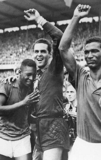 Le coup du sombrero de Pelé