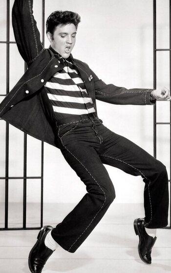 Back in 1957: het verhaal achter 'Jailhouse Rock' van Elvis Presley