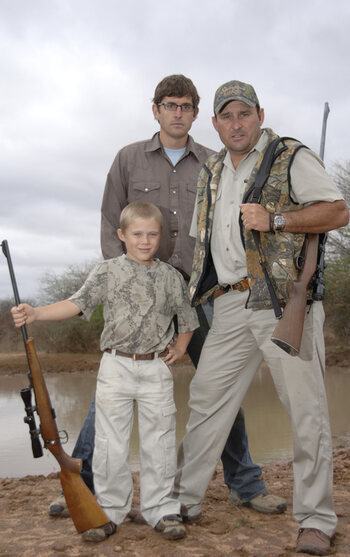 African Hunting Holiday