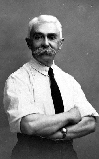 L'idée de Pierre de Coubertin