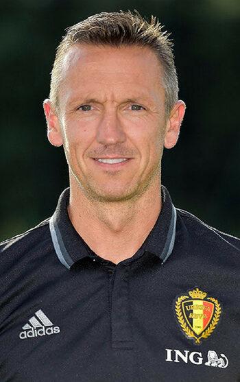 L'entraîneur des gardiens : Erwin Lemmens