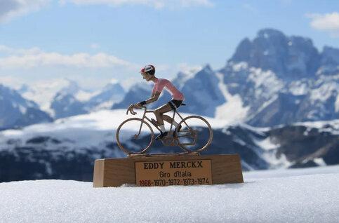 Merci Merckx: zesdelige ode aan de Kannibaal op Eén