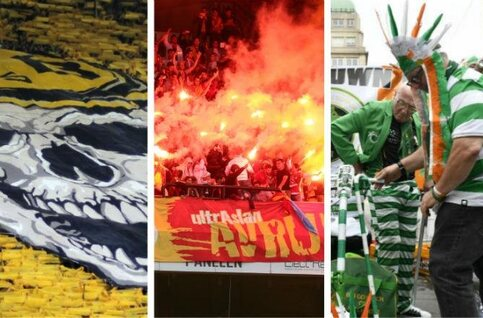 Les supporters les plus « enthousiastes » d'Europe