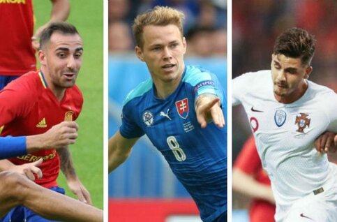 Zij verrasten iedereen: de revelaties in de vijf Europese topcompetities
