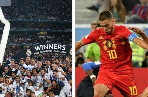 Le magnifique Mondial des Diables Rouges et un Ballon d'Or inattendu : ces faits qui ont marqué le foot européen en 2018