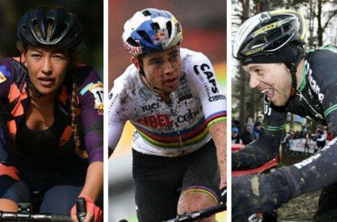 Ni coéquipiers ni sponsors individuels : les équipes d'un seul coureur sont monnaie courante en cyclocross