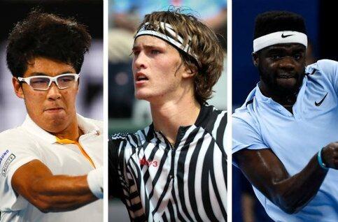 De opvolgers van Djokovic en Federer? Naar deze tien tennissers is het uitkijken in 2019!