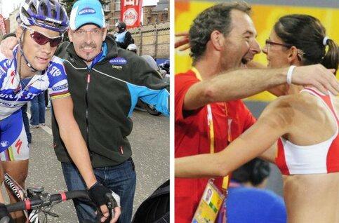 Meer dan een coach of verzorger: de speciale band tussen topsporters en hun entourage