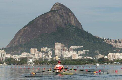 Belgische topsporters op en in het water: deze waterratten houden de nationale eer hoog