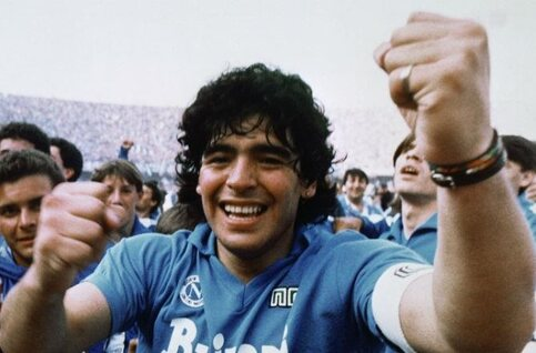 "Le film Diego Maradona disponible dans le catalogue ""A la demande"" de Proximus Pickx"